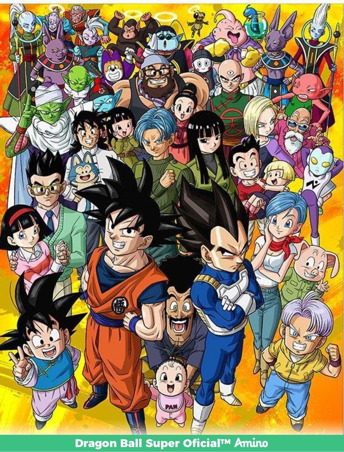 Dragon Ball GT vs Dragon Ball Super | Dragon Ball Super Oficial™ㅤ Amino
