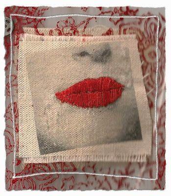 """2 0 1 1 Baisers Pour commencer cette année! extrait de """"bouches cousues"""" ici Je vous souhaite une bonne année 2011 tout simplement !"""