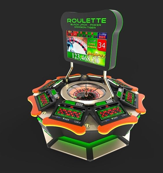 Poker Automaten