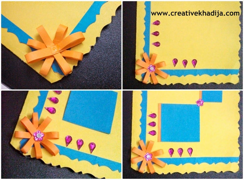 Card Making Paper Flower Tutorial With Images Card Making