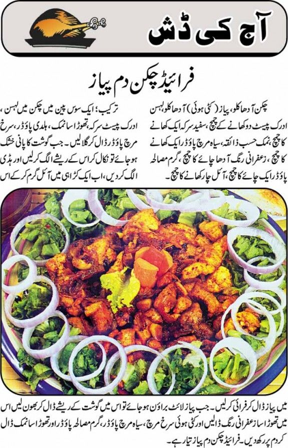 Fried chicken and onions recipe in urdu this recipe is also food fried chicken and onions recipe forumfinder Images