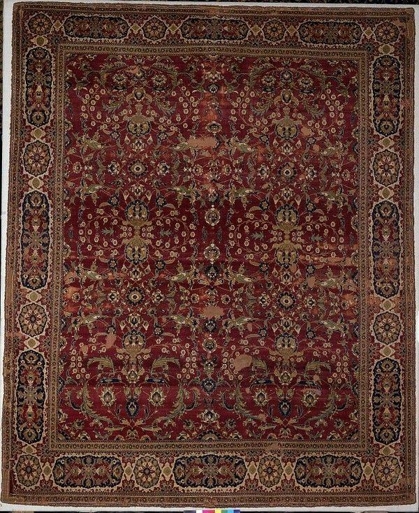 Carpet Place Of Origin Turkey Made Date