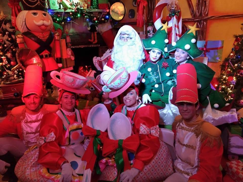 Natale nel Salento i villaggi di Babbo Natale in riva al