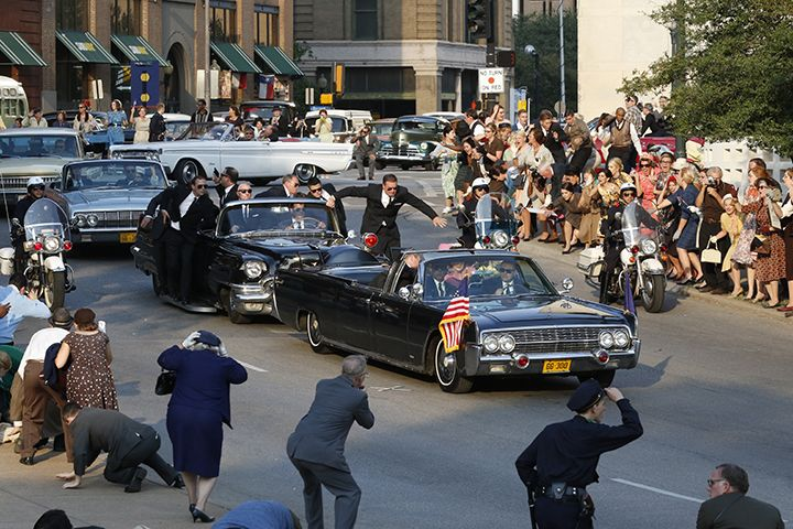 an introduction to the analysis of the movie about president jfk Lee harvey oswald, was responsible for jfk's assassination here we con- sider the viability of one specific claim of postproduction tampering in the zapruder film 1 introduction united states president john f kennedy was assassinated on november 22nd, 1963 while his procession was driving through dealey plaza.