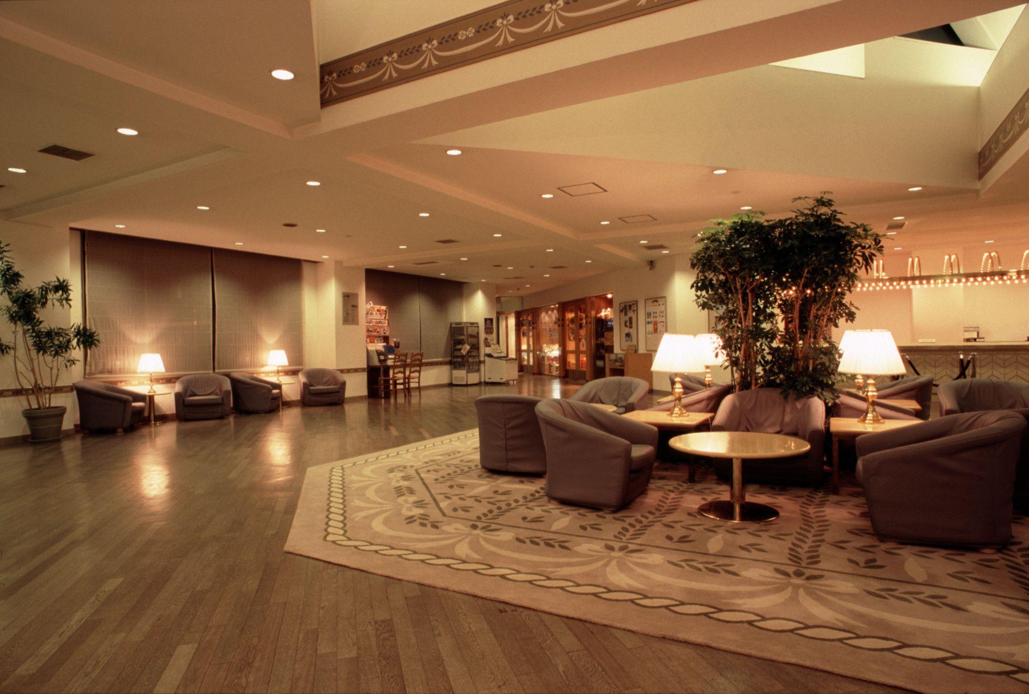Hotel Lobby Furniture Design
