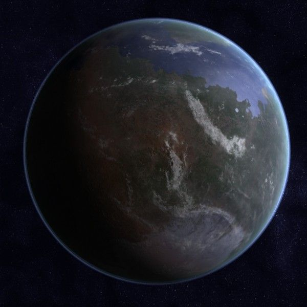 Mars Class L Planet - With Water | MichaelTaylor3d Models ...