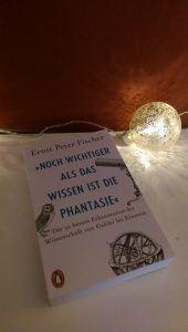 Ernst Peter Fischer - Noch wichtiger als Wissen ist die Phantasie