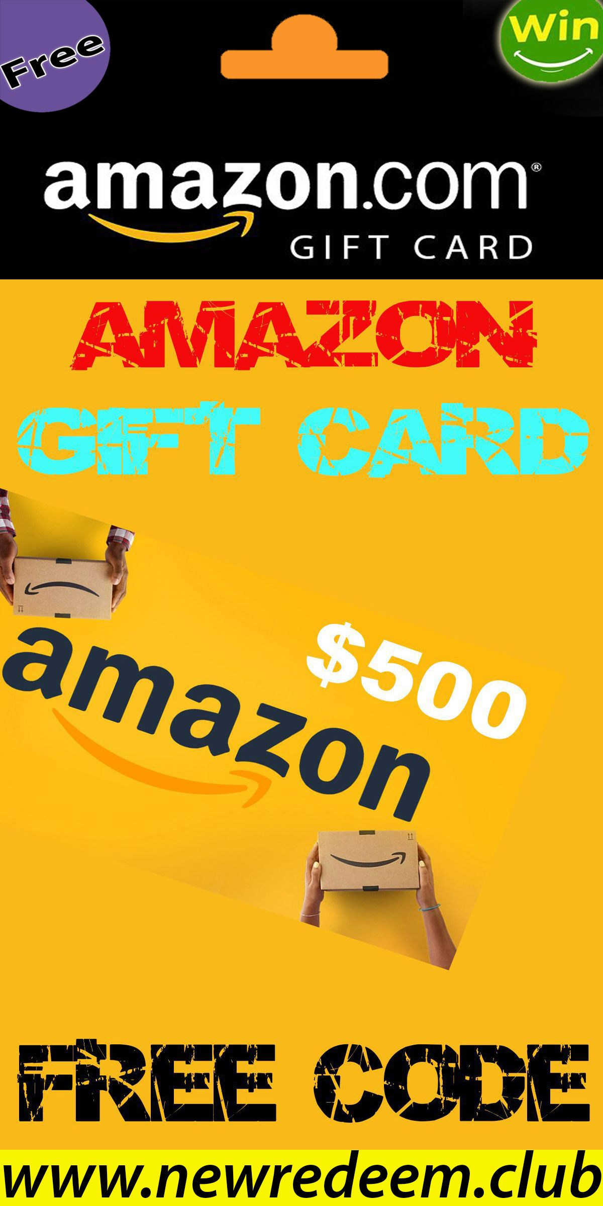 Photo of $500 FREE Amazon Gift Cards
