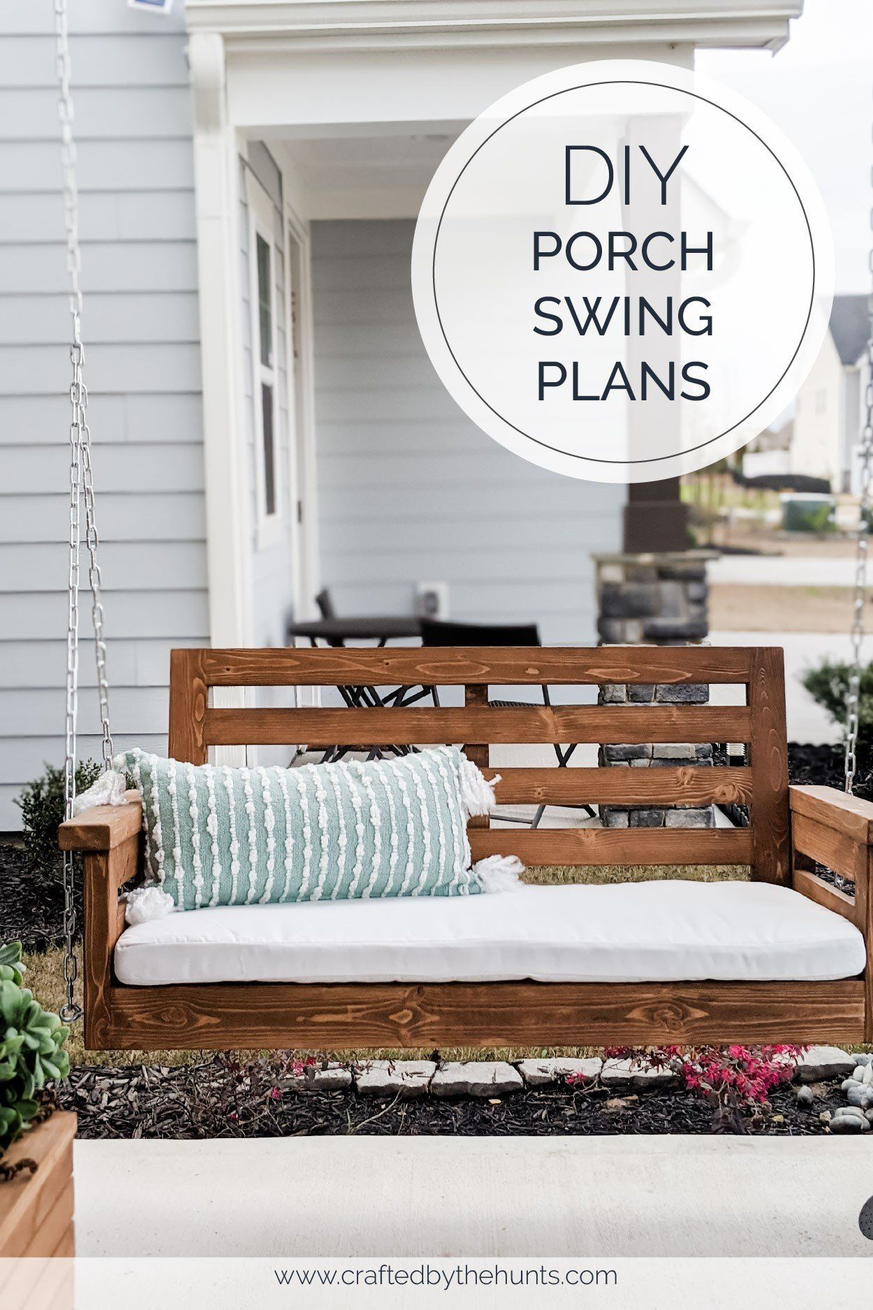 Photo of DIY Porch Swing Plans
