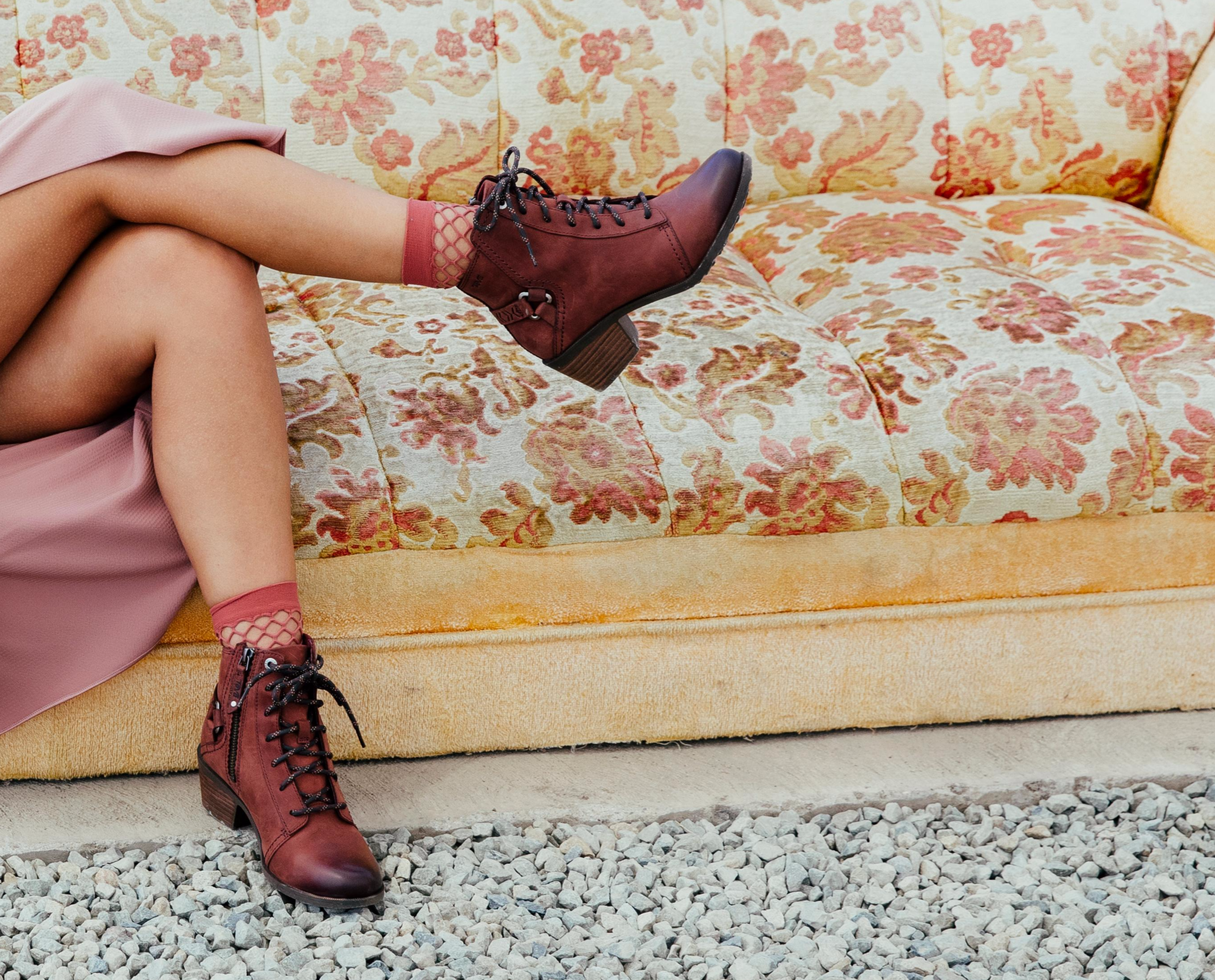 68551f4d7 Because urban adventuring is adventuring nonetheless. Our Foxy Lace WP Boot  is ready to hit the streets and the shops. Check it out now on Teva.com -->