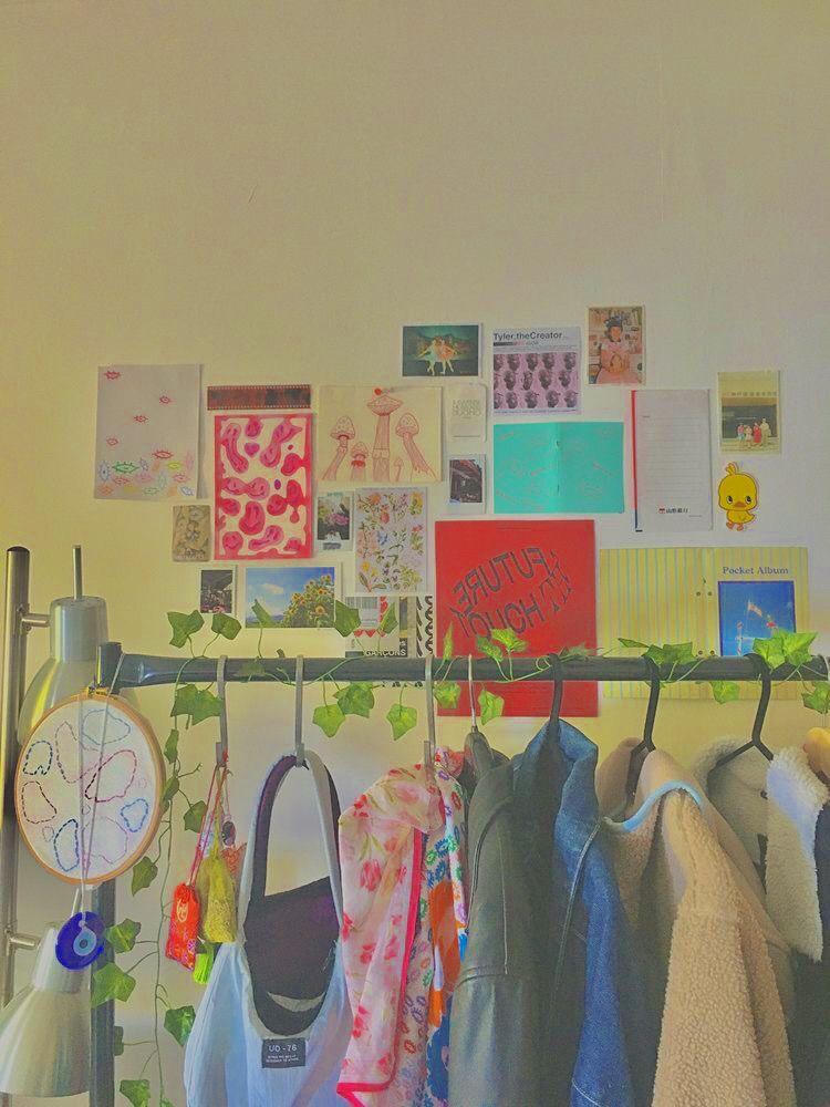 @amyygeng in 2020 | Indie room, Retro bedrooms, Indie room ... on Room Decor Indie id=73845