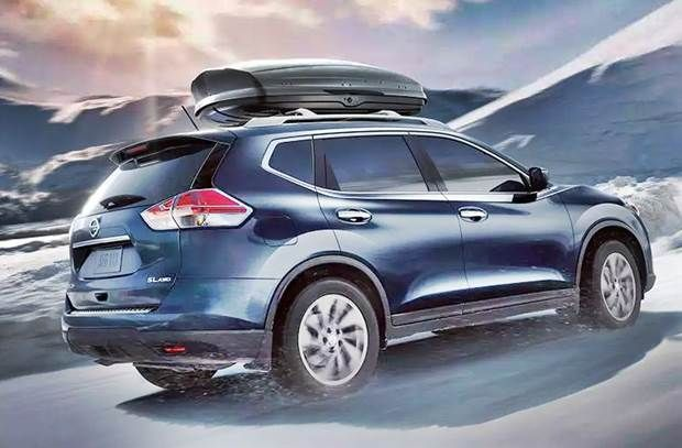 2019 Nissan Rogue Redesign in 2019 Nissan rogue