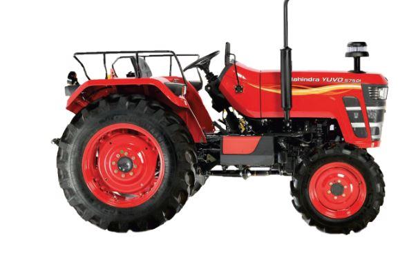 Mahindra Yuvo 575 Di 4wd Tractors View Specifications Details Tractors Mahindra Tractor Tractor Price