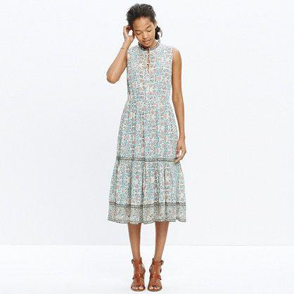 Madewell+-+Ulla+Johnson™+Anjali+Dress