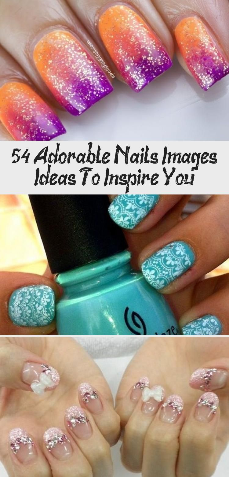 Gradient Nail Art If You D Like To Paint The Blend Of Two Colors Then Prefer To Opt For The Gradient Nail Nail Art Designs Nail Art Galleries Gradient Nails