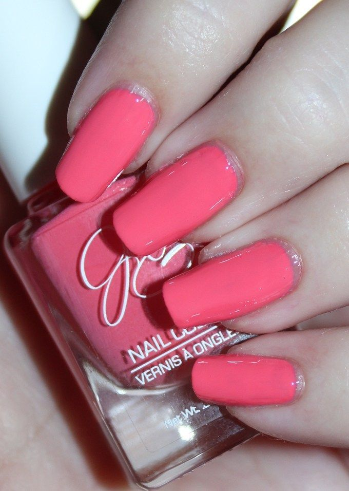 This is Jesse\'s Girl Julie G Nail Polish in the shade Julie\'s Fave ...