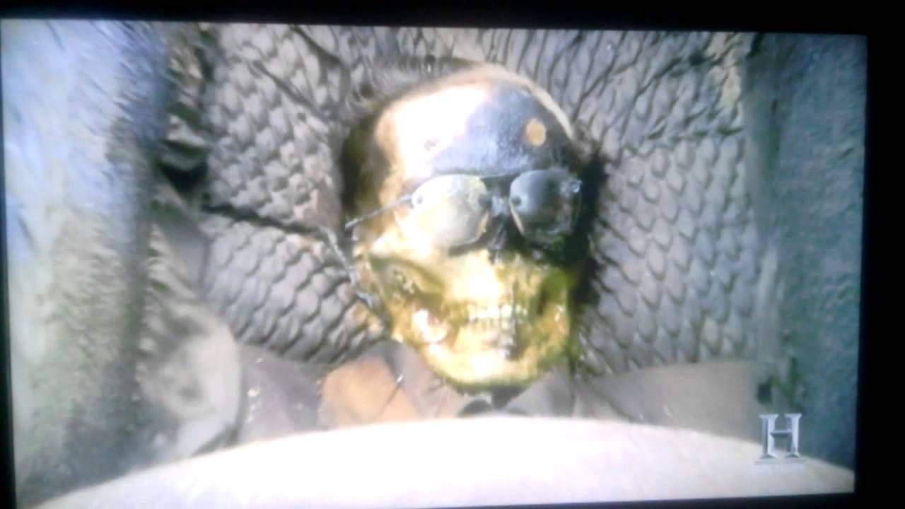 What A Dead Body Looks Like After 52 Years Buried