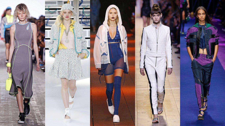 Trendy Wiosna Lato 2017 Moda Damska Sport Fashion Clothes Coat