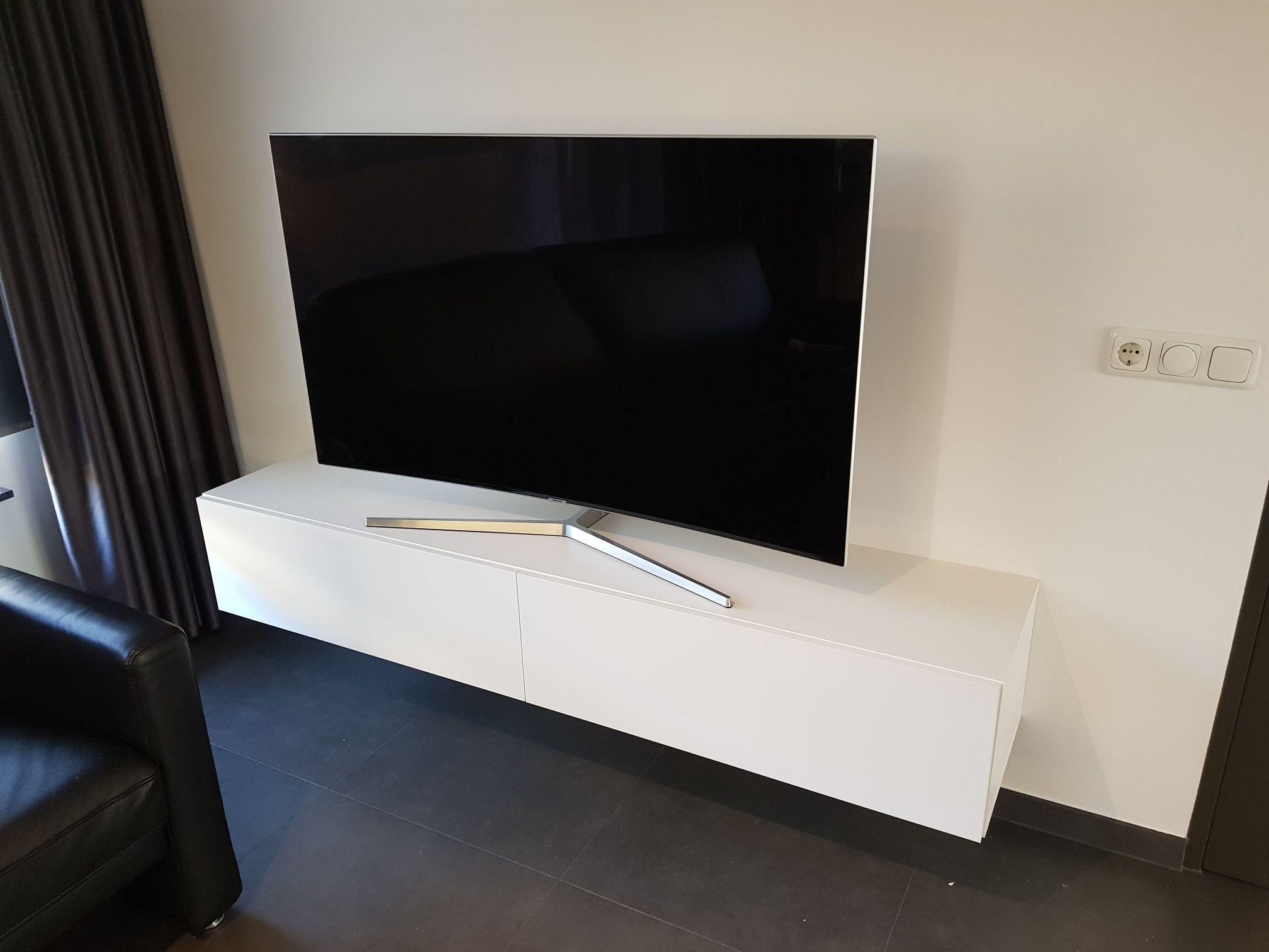 Tv Meubel Lido Is Een Modern Zwevend Tv Meubel Van 160 Cm