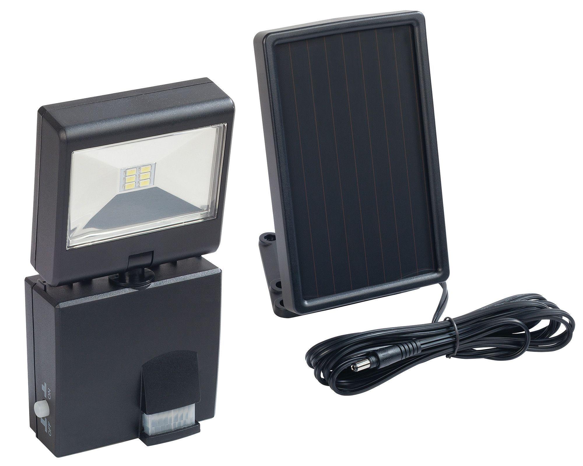 bunker hill solar security light