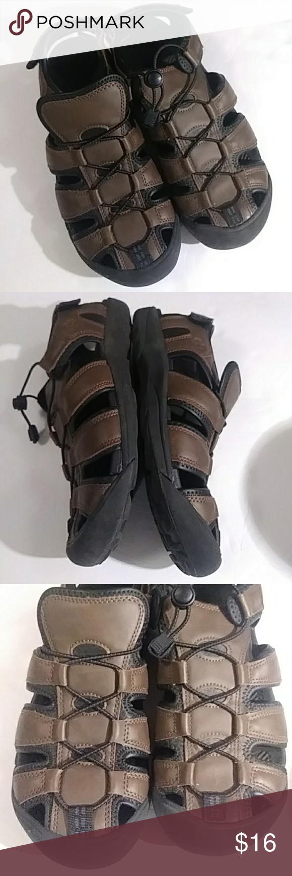 94a70d34f511 Khumbo Men s Travis Sandals Brown Shoes 8 Khumbo Men s Travis Sandals Brown  Shoes 8 Great condition No tags or box Khombu Shoes Sandals   Flip-Flops