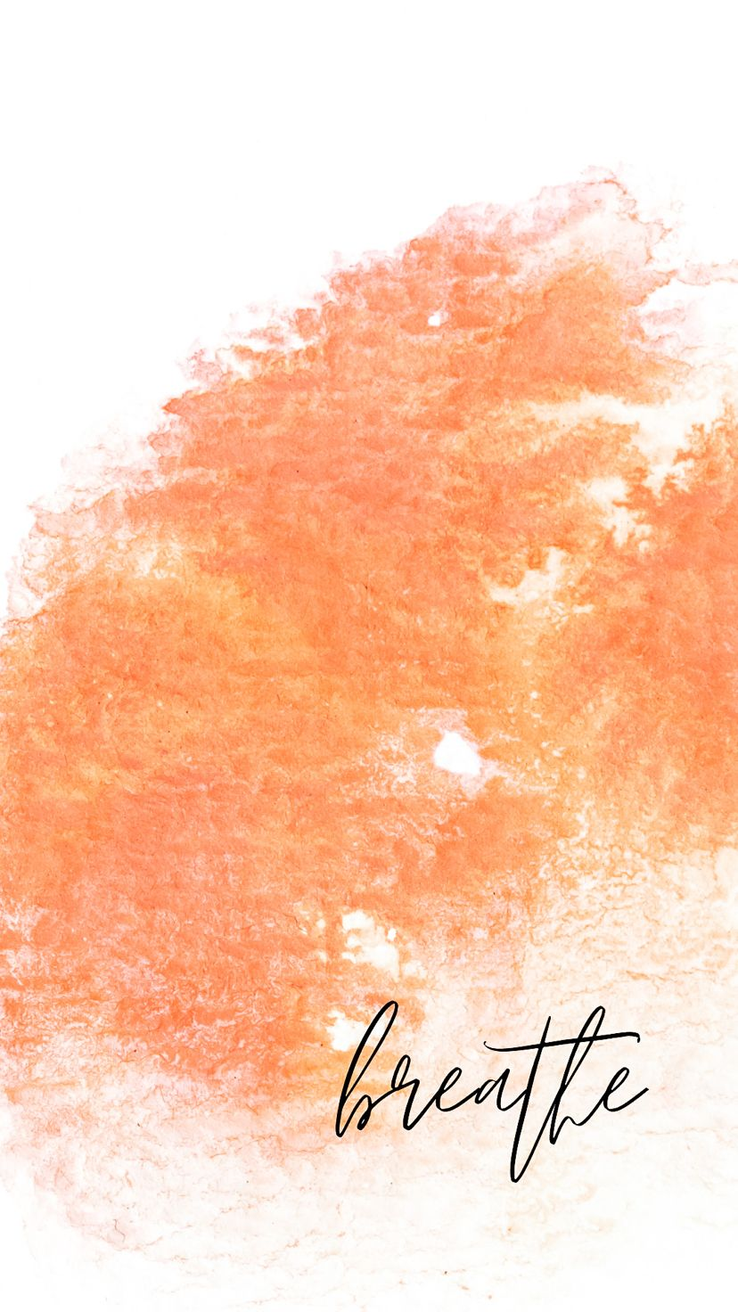 Water Color Inspirational Quotes