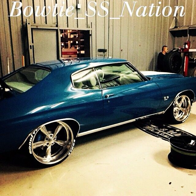 Pin On Chevelle Non-Stock And Pro Touring