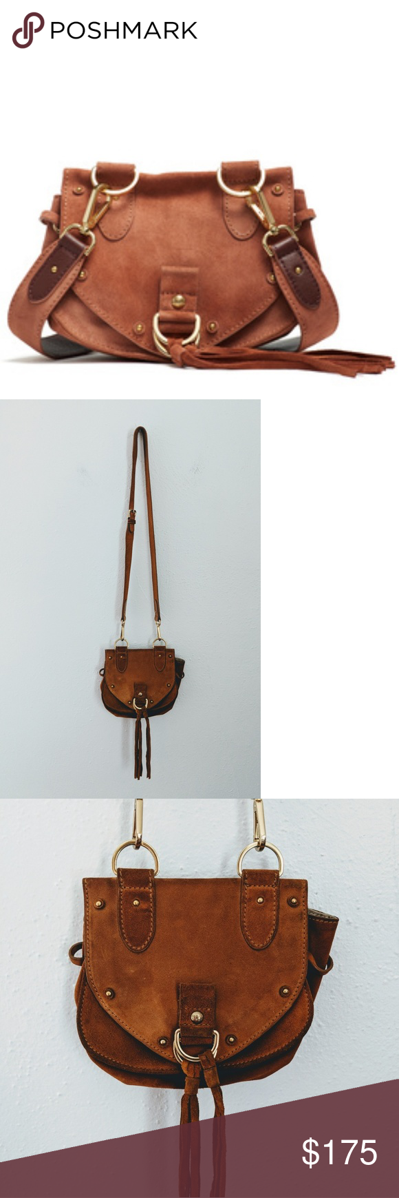 See By Chloe Terracotta Collins Crossbody Bag EUC. See By Chloe Terracotta Collins crossbody bag. Bag measures approximately 19.75 drop, 6.25 height, 8 length, and 3.75 depth. Includes dust bag and authenticity card. See By Chloe Bags Crossbody Bags #seebychloe