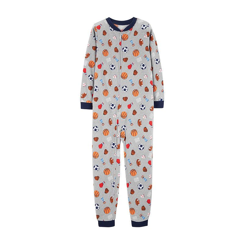 9b80b837c44e Carter s Psb Flc 1pc One Piece Pajama-Preschool Boys