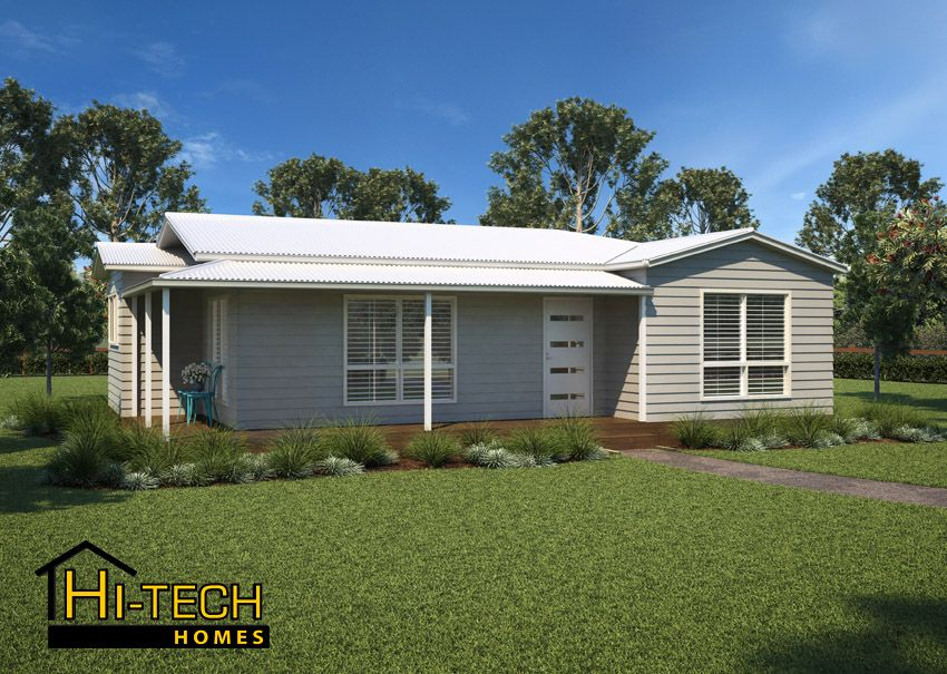 Waratah 2 One Of Hi Tech Homes Most Popular Two Bedroom Homes Featuring Great Size Kitchen With Dining Area Rake Skillion Roof Built In Robes Modular Homes