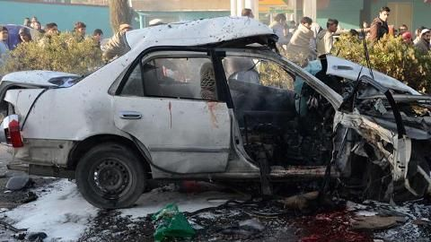 Ekpo Esito Blog: BREAKING:14 dead in southern Pakistan after suicid...