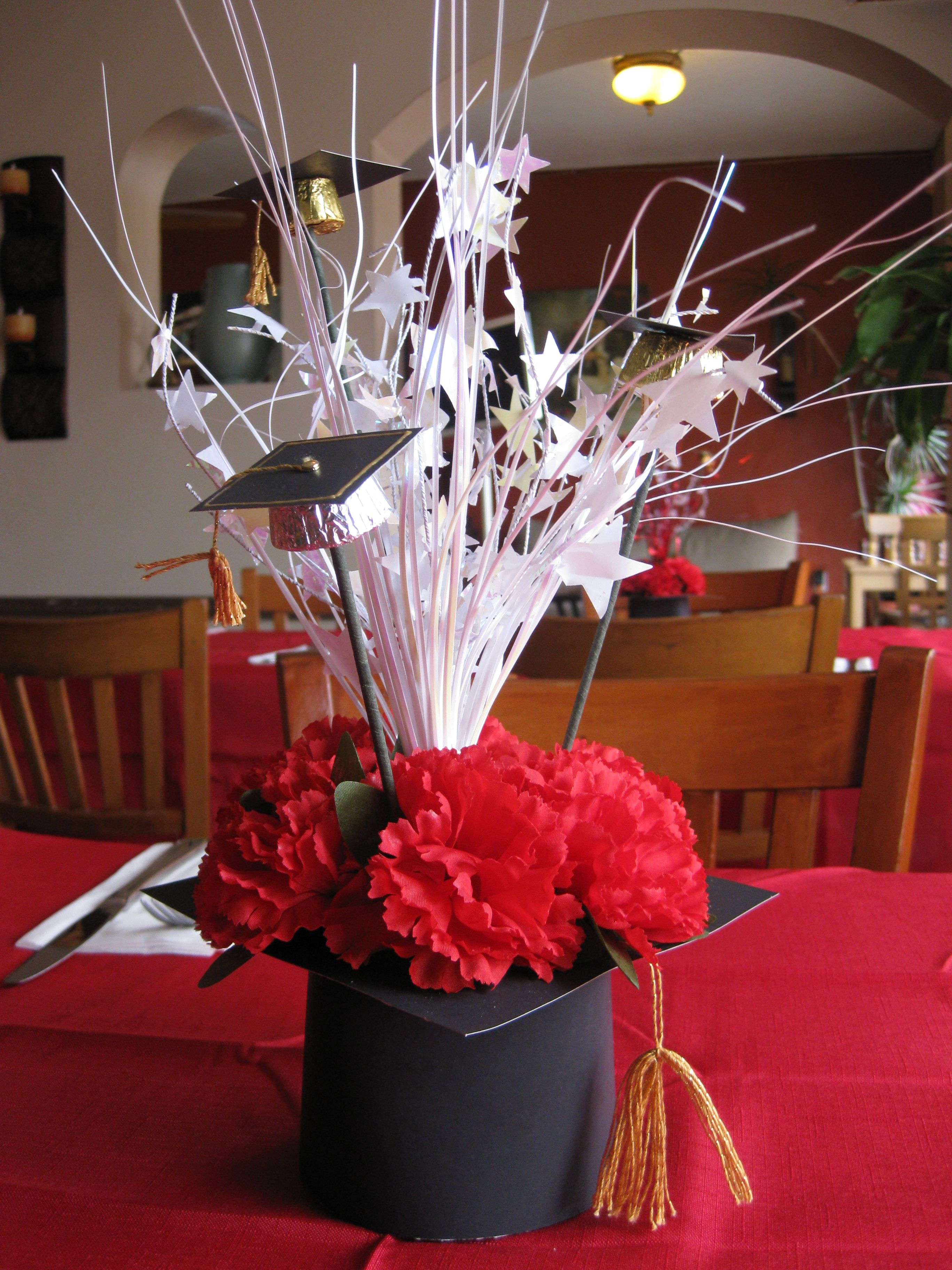 The 25 best centros de mesa graduacion ideas on pinterest - Decoracion de centros de mesa ...