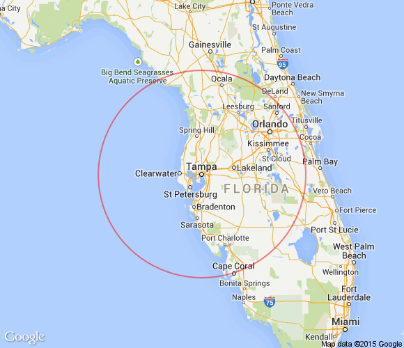 Tampa Florida Day Trips And One Tank Trips 100 Miles Or Less I
