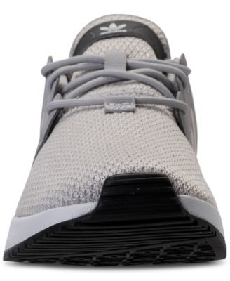bfaab1462a1c2 adidas Girls  X-plr Casual Athletic Sneakers from Finish Line - Gray ...