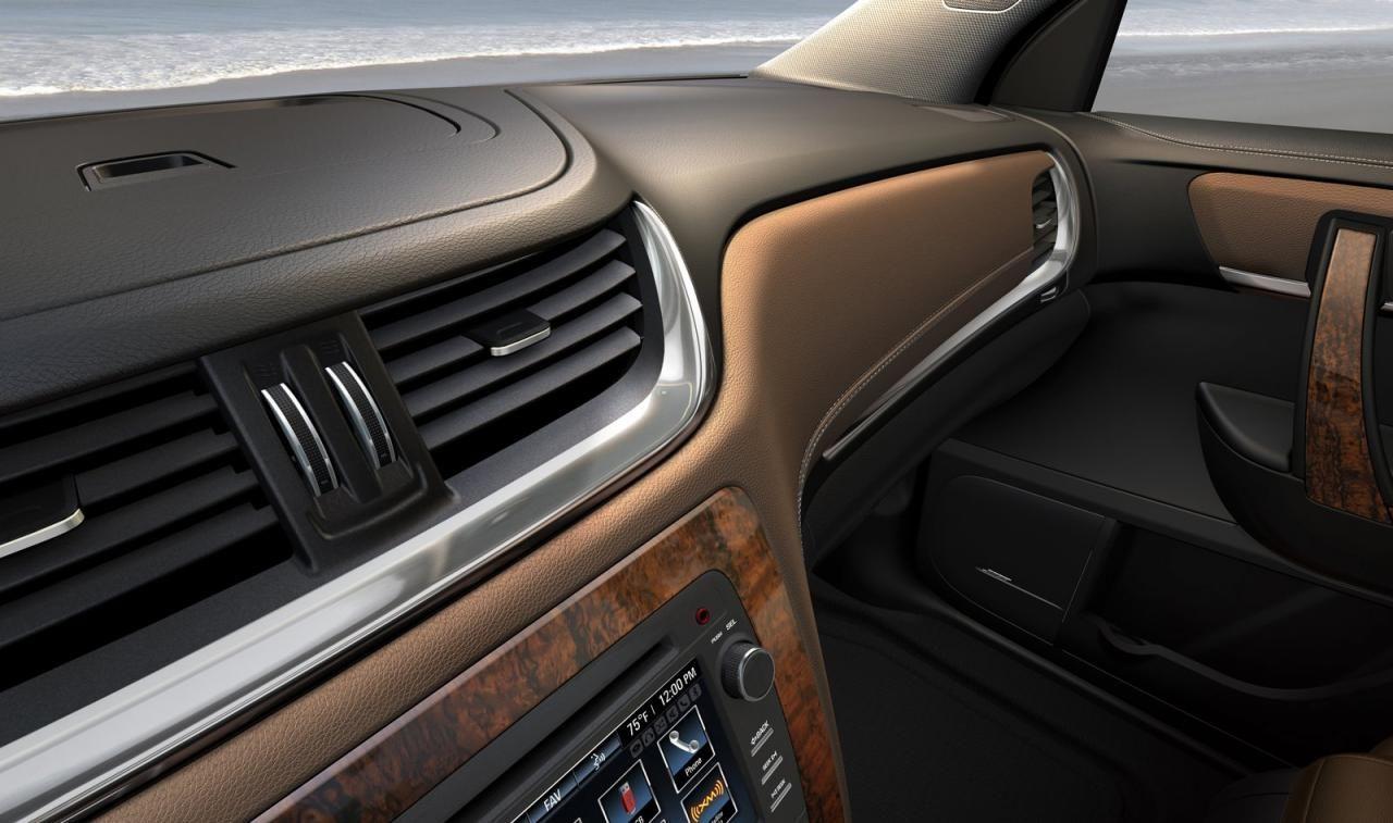 Chevrolet покажет в НьюЙорке новую Impala 2014года и