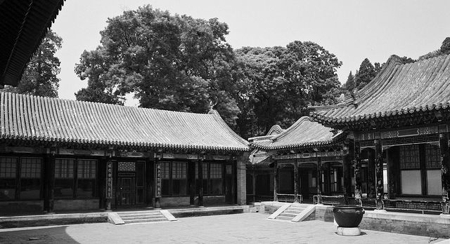 """Summer Palace in Beijing (Always & Again a beautiful picture of my friend!) """"Il fut un temps... """" by Laph95, via Flickr"""