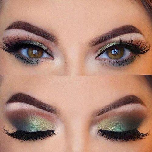 39 Make-up-Looks, die Ihre Augen mit Kapuze aufwerten können