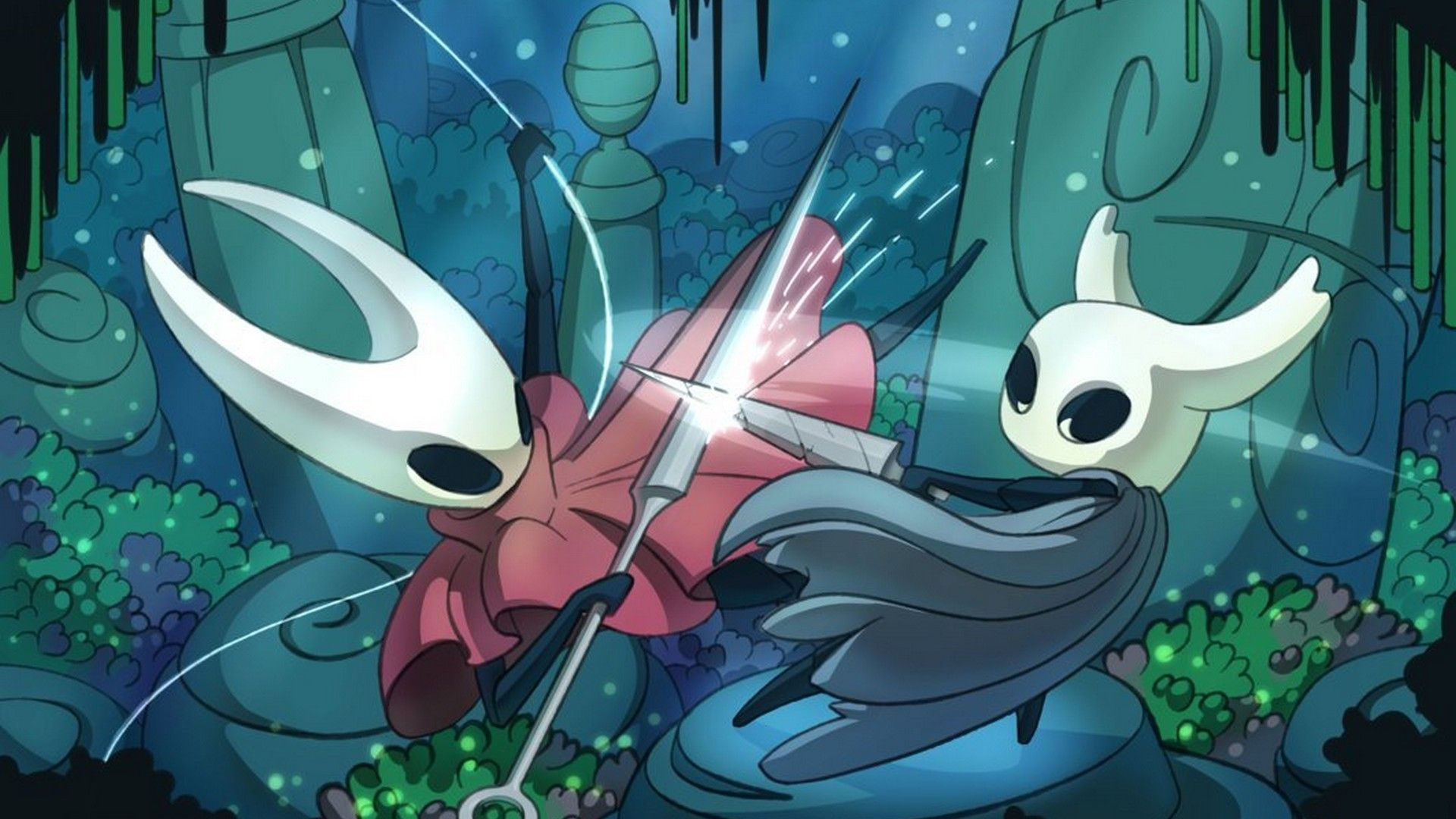 Hollow Knight Game Desktop Backgrounds Hd 2021 Live Wallpaper Hd Knight Games Knight Hollow Art