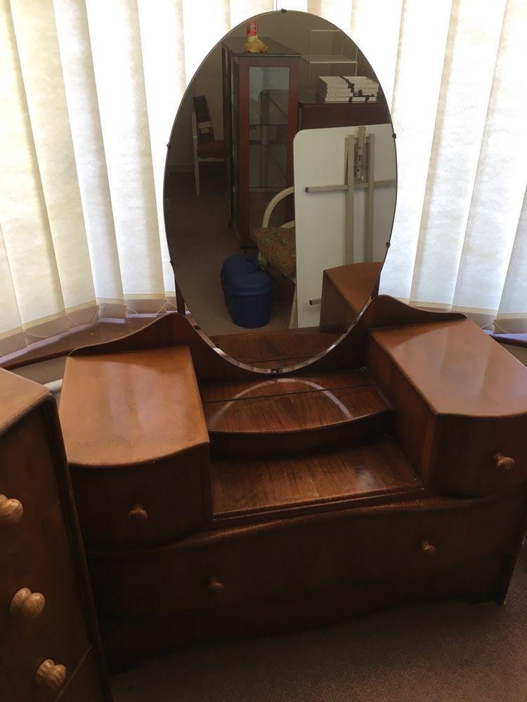 brand new 1ca8d 6fc7c 1940's dressing Table   Table, Dressing, Ebay