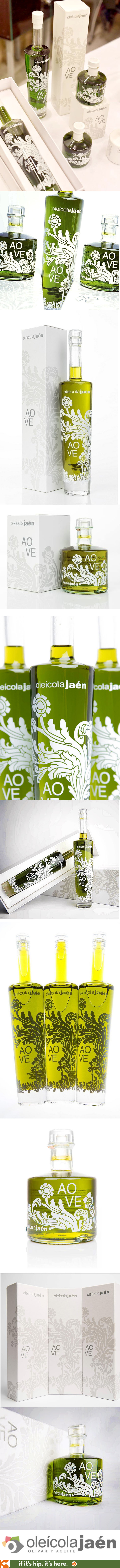 Oleicola jaenus extra virgin olive oils come in lovely bottles and