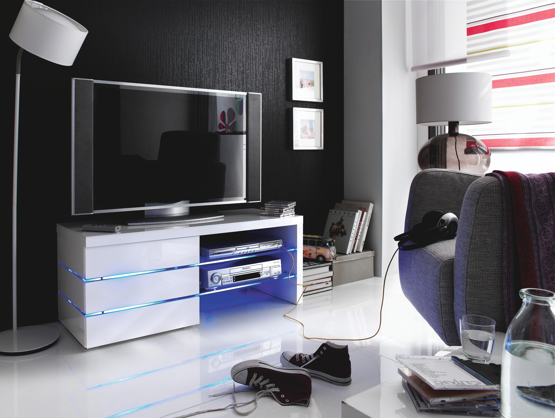 Modernes Lowboard Mit Integrierter LED Beleuchtung: Http://www.xxxlshop.de/ Wohn Esszimmer/beimoebel/phonomoebel/c1c4c1/xora/lowboard In Weiss .produkt   ...