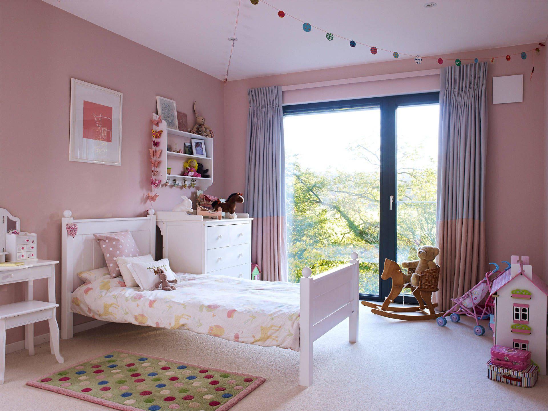 Kinderzimmer im Einfamilienhaus Crichton von Baufritz • Mit ...