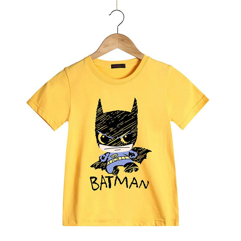 $9.59 (Buy here: http://appdeal.ru/6lkd ) Baby Boys T Shirt Batman T Shirt Kids Cartoon Short Sleeves Children T-Shirt Clothes for just $9.59