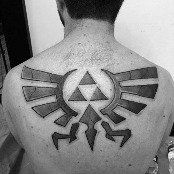 Cool Gamer Ink Design Ideas
