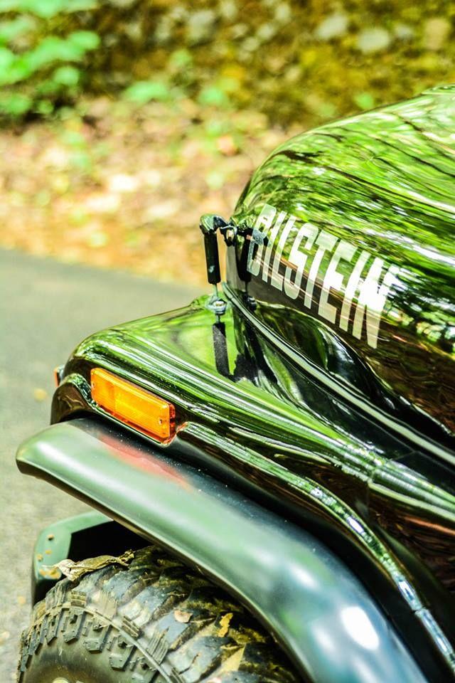 Mahindra Thar Fenders Bilstein Suspension Jeeps Pinterest