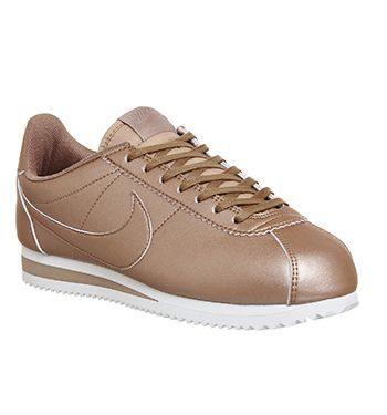amazing price wholesale online delicate colors Nike, Classic Cortez Og, Metallic Rose Gold | Tennis shoes ...