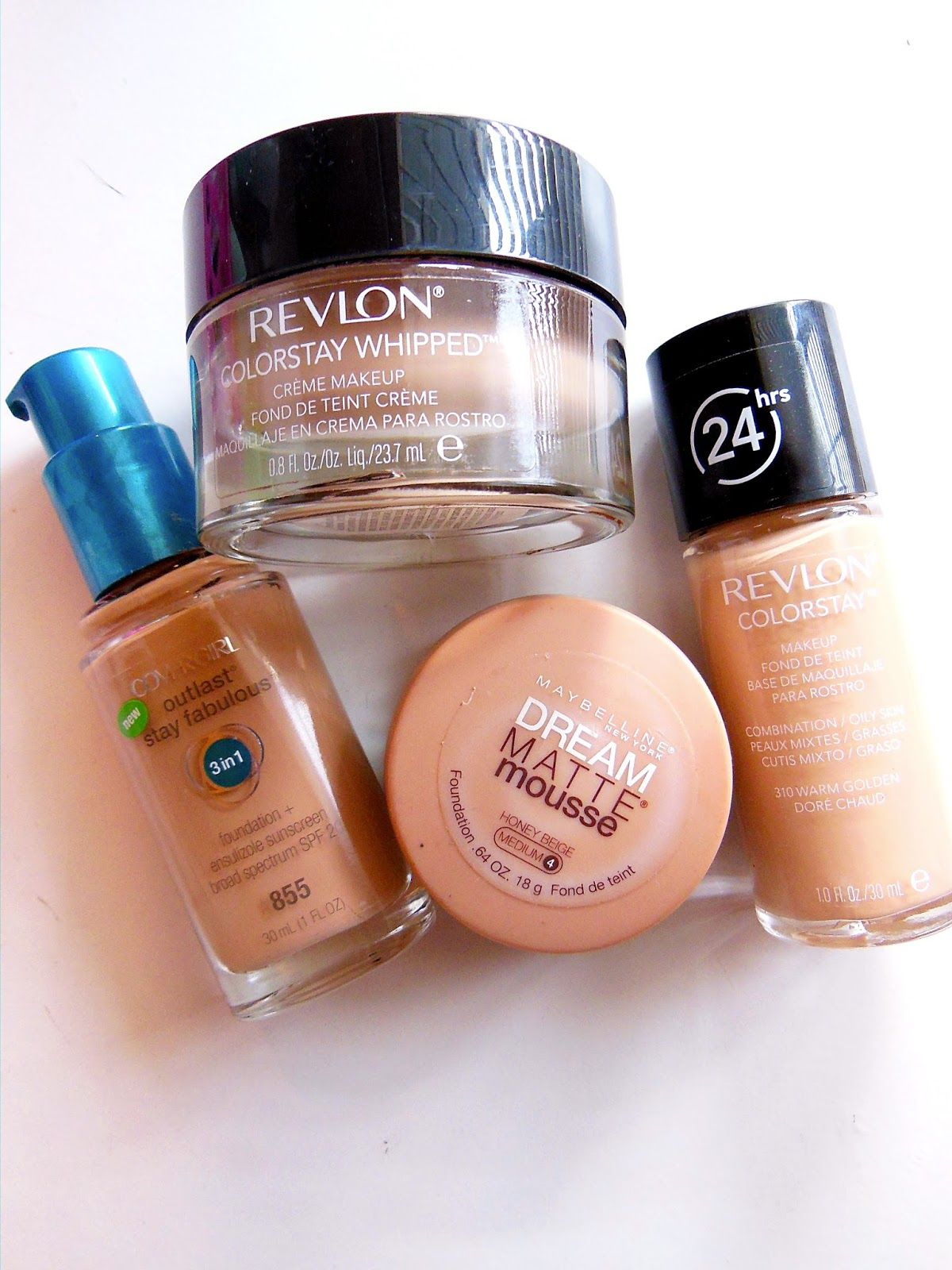 My Top Favorite Drugstore Foundations! Foundation for
