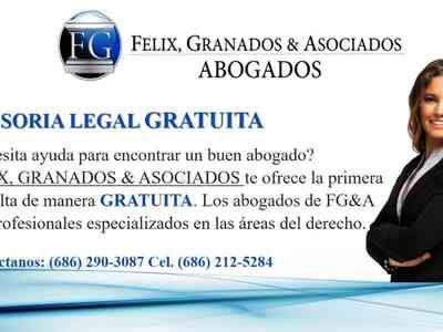 ABOGADOS MEXICALI ASESORÍA LEGAL GRATUITA en Mexicali, vista previa