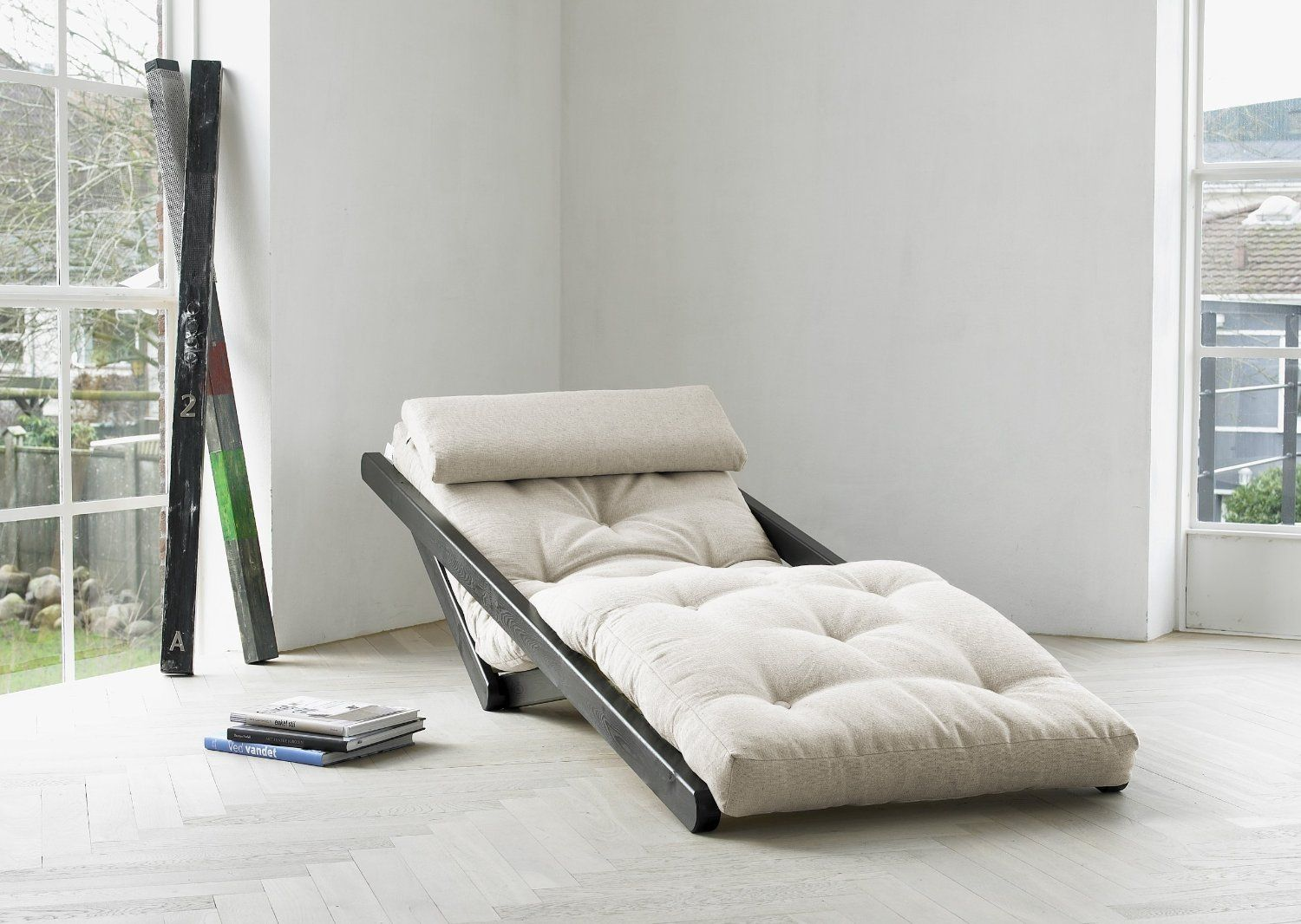 Elegant Futons Are Not Easy To Come By I Only Featured One In The Past This Called Figo Is Another Futon Idea Quite Like Mainly Because It Can