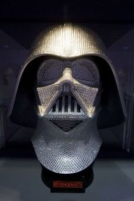 Come to the Sparkling Side ! Luxury Toys & Gift Ideas  Star wars goes luxury - http://luxurysafes.me/blog/